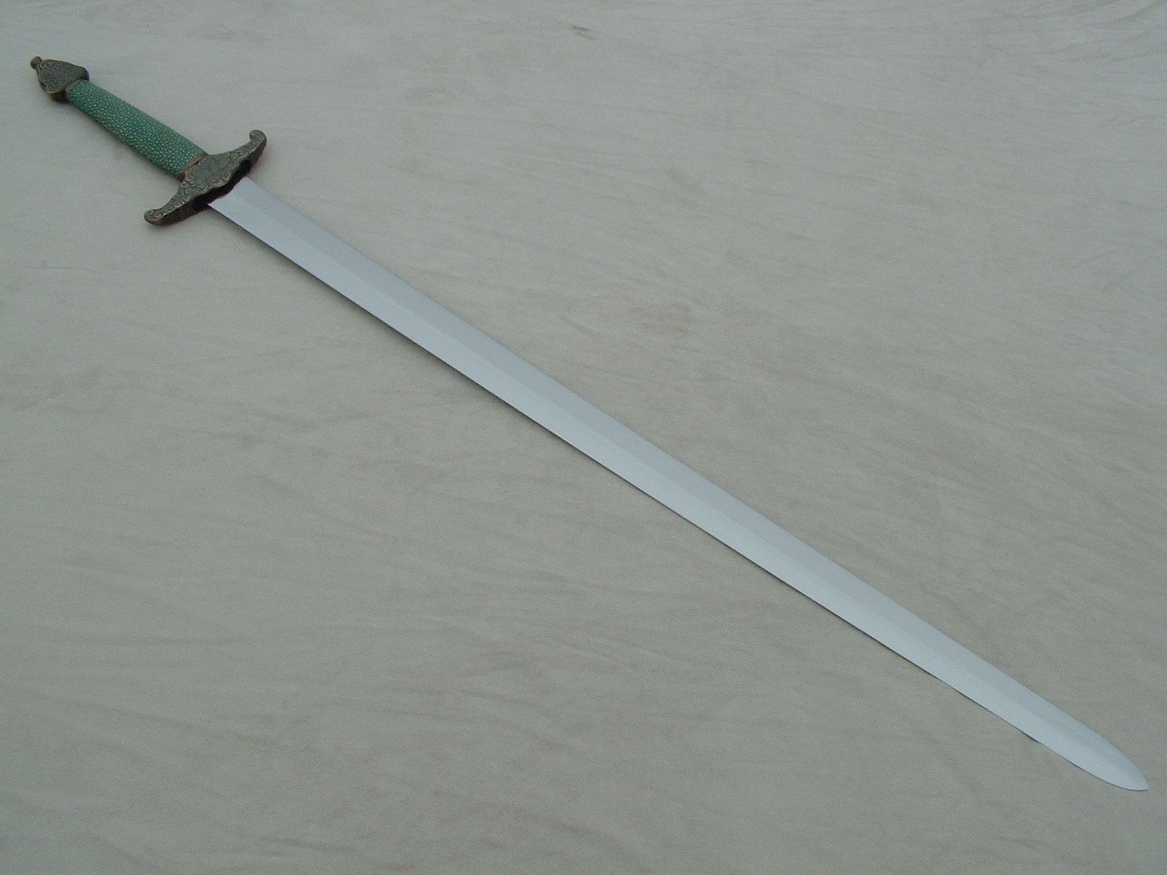 Tipos de espadas Jian5